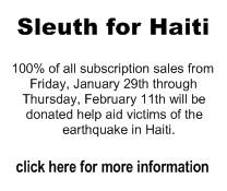 Sleuth for Haiti